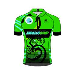 MAILLOT MC PRO-AM UNI ANDALUSCAMP