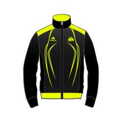 CHAQUETA CHANDAL T2 PRO AM CRO ATLETISMO CUARTE