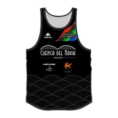 CAMISETA TIRANTES PRO 2.0 CRO CUENCA DE NAVIA