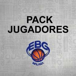 PACK JUGADORES 2 EBGM