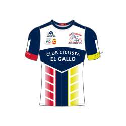 CAMISETA MC PRO-AM CRO EL GALLO