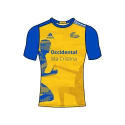 CAMISETA MC PRO-AM CRO ISLA CRISTINA
