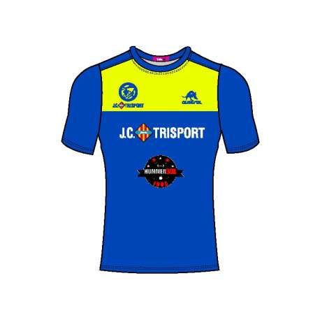 CAMISETA MC PRO-AM INFANTIL JC TRIATLÓN