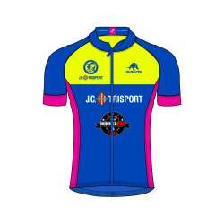 MAILLOT MC PRO-AM CREM.LARGA UNI JC TRIATLON