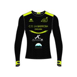 CAMISETA ML PRO-AM CRO LA BARROSA