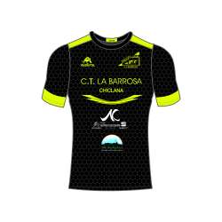 CAMISETA MC PRO-AM CRO LA BARROSA