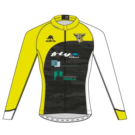 MAILLOT ML PRO-AM INVIERNO INFANTIL PARLA 401