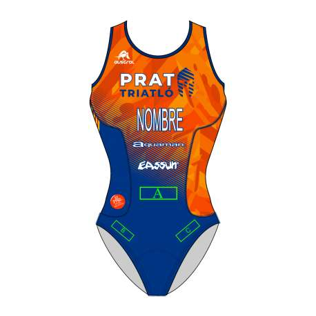 TRITRAJE BODY PRO ELITE SRA PRAT TRIATLO