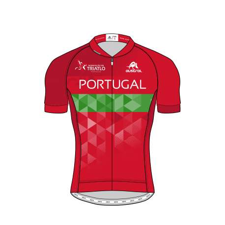 MAILLOT MC PRO 3.0 CC CRO FED. PORTUGAL