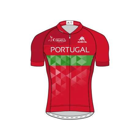 MAILLOT MC PRO 3.0 CC SRA FED. PORTUGAL