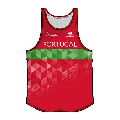 CAMISETA TIRANTES PRO 2.0 CRO FED. PORTUGAL
