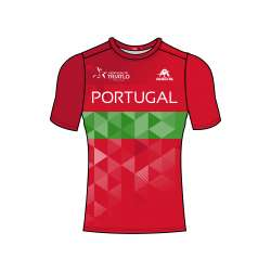 CAMISETA MC PRO 2.0 CRO FED. PORTUGAL