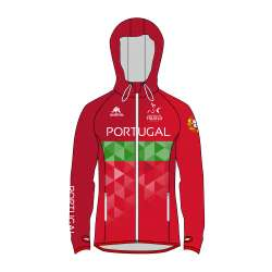 HOODED WINDBREAKER PRO 2.0 MEN FED. PORTUGAL