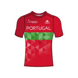 T-SHIRT PRO 2.0 WOMEN FED. PORTUGAL