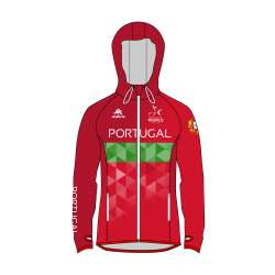 HOODED WINDBREAKER PRO 2.0 WOMEN FED. PORTUGAL