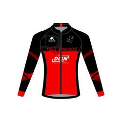 MAILLOT ML PRO-AM CREMALLERA LARGA UNI