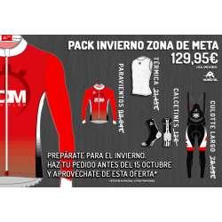 PACK INVIERNO CRO ZONA DE META