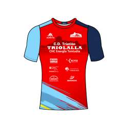 CAMISETA MC PRO-AM CRO TRIOLALLA
